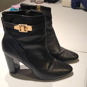 """Ted Baker 3"""" leather booties"""